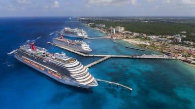 Puerto Cruceros Cozumel