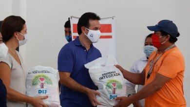 Photo of DIF entrega apoyos a trabajadores del ayuntamiento en Cozumel