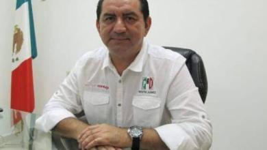 Photo of Mario Castro toma protesta como secretario general de la CNOP en Benito Juárez