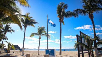 Photo of Playas en Isla Mujeres mantendrán certificado Blue Flag
