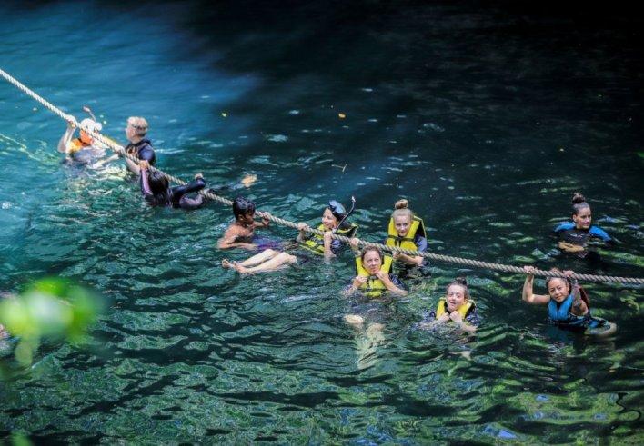 cenote turismo