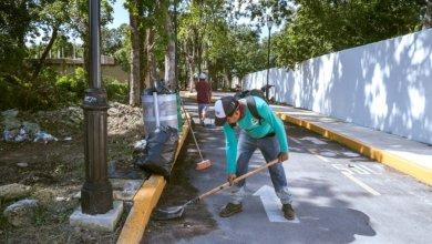 Photo of Mejoran servicio de recolecta de basura en Tulum