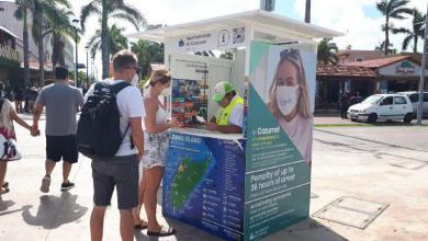 Photo of Ante reactivación turística en Cozumel llaman a mantener medidas sanitarias