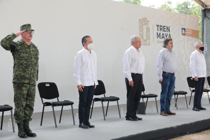 Tren Maya: Arranca construcción del Tramo 5 en Quintana Roo   Cancun Mio