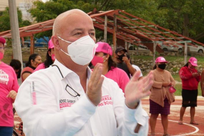 Avanzaremos como sociedad logrando igualdad de las mujeres: José Gabriel  Gutiérrez   Cancun Mio