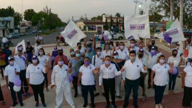 Photo of María Esther Montúfar arranca formalmente campaña en Chetumal