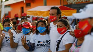 Photo of La mejor opción para Cozumel es @PedroJoaquinD, destacan vecinos de la colonia San Miguel 1
