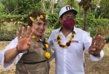 Photo of Apoyo absoluto de la dirigencia nacional de Morena recibe @LauiraBeristain