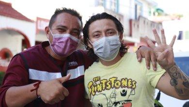 Photo of Chato Bacelis se compromete a rehabilitar  la casa del rey de los deportes en Isla Mujeres