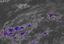Photo of Pronostican lluvias ligeras para el día de hoy en Cozumel