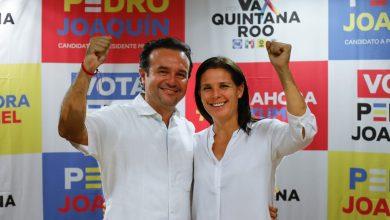 Photo of @PedroJoaquinD se declara ganador en Cozumel