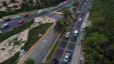Photo of Repavimentarán el Bulevar Kukulcán en Cancún