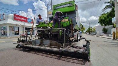 Photo of Inicia la rehabilitación de 2 avenidas en Cozumel