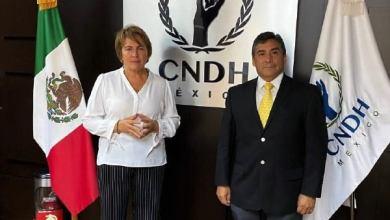 Photo of @LauraBeristain presenta denuncia ante la CNDH en contra del Gobernador