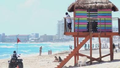Photo of Reportan aumento notable de turismo en Cancún