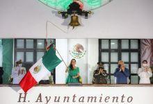 Photo of Celebran en Cancún el grito de independencia
