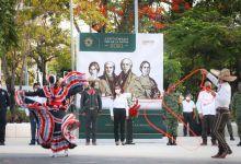 Photo of Conmemoran en Cancún el 211 aniversario de la lucha de independencia