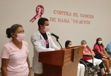 Photo of DIF realiza plática «Contra el cáncer de mama, yo actúo» en Puerto Morelos