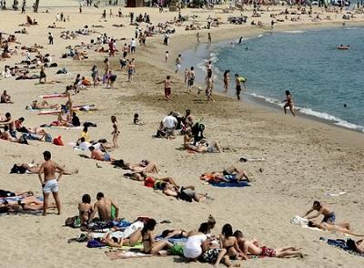 Vacaciones en la Playa en Semana Santa