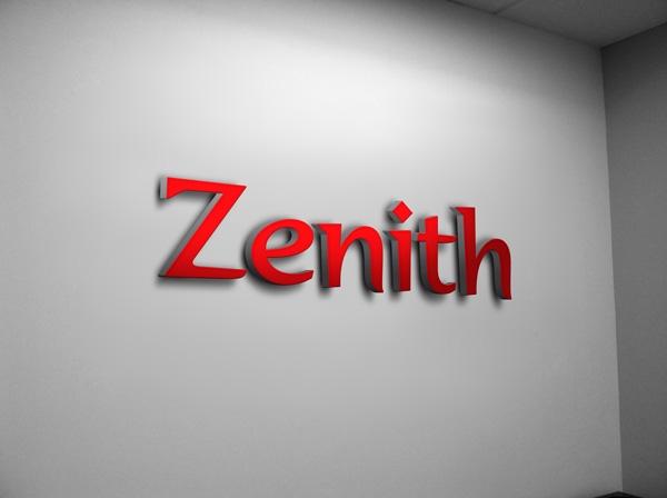 free 3d office wall signage logo mockup in psd designhooks