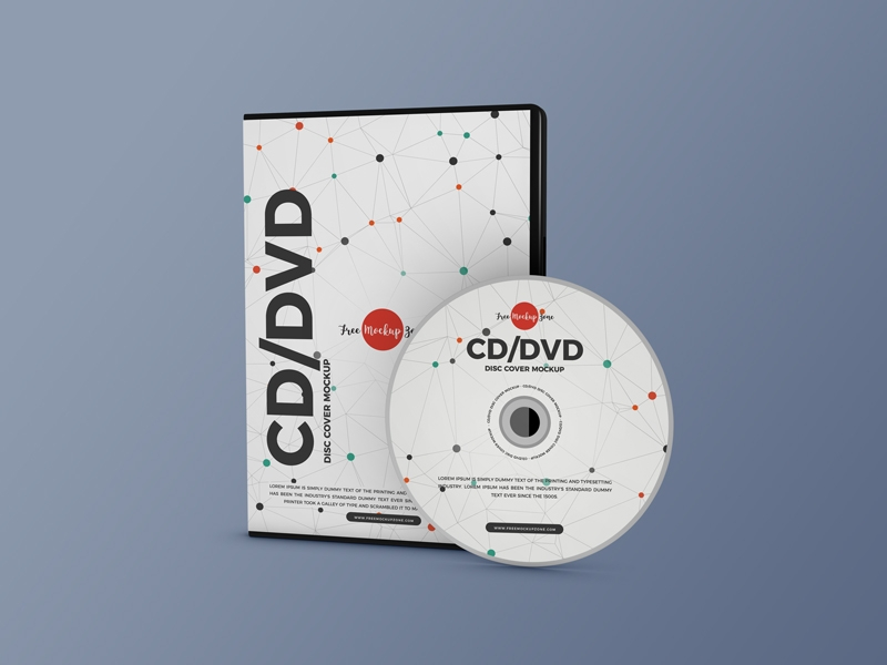 free modern cd dvd disc cover mockup psd 2018 free mockup