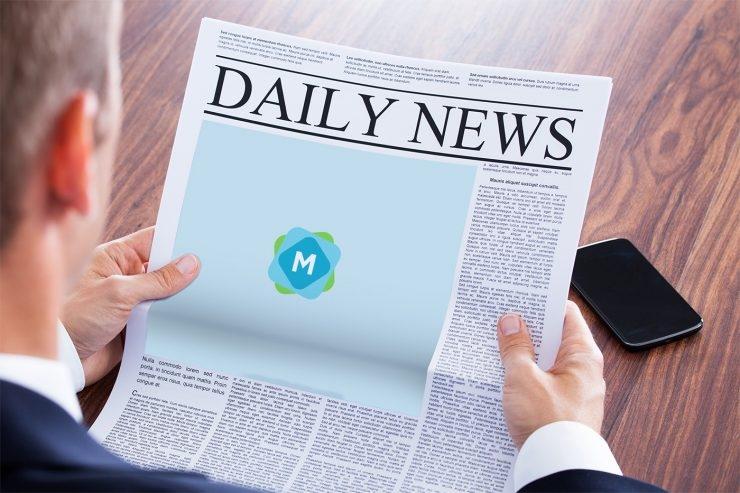newspaper large ad mockup mockup templates