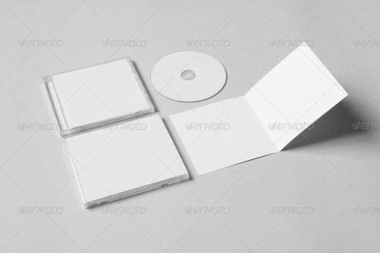 realistic cd jewel case mock up yooken graphicriver