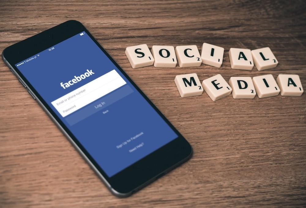 social media and iphone mockup mockupworld
