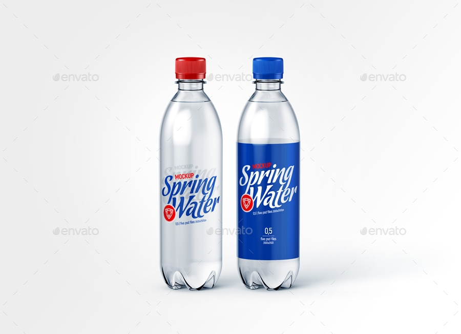 water bottle mock up v3 tirapir graphicriver