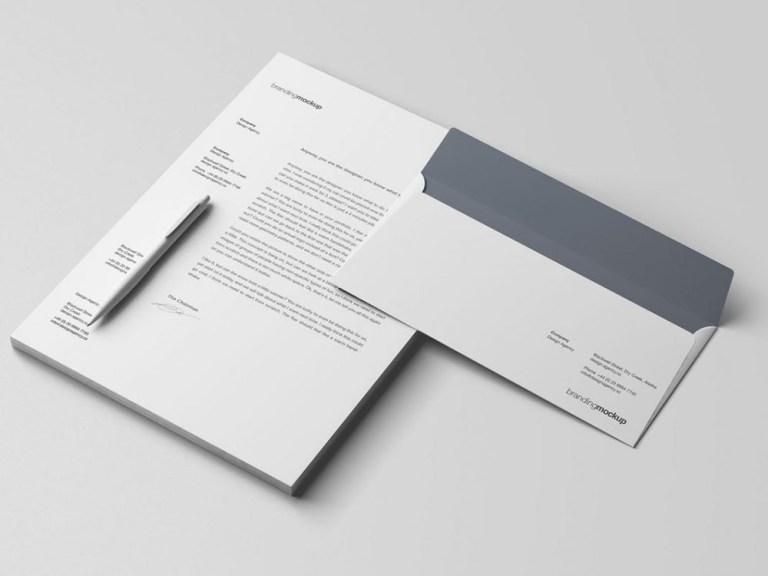 Download 50 Envelope Mockup Psd Design Templates Candacefaber PSD Mockup Templates