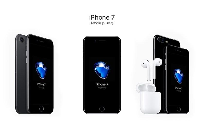 iphone 7 mockups mockuptree