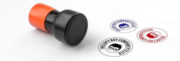 rubber stamp the copy boy