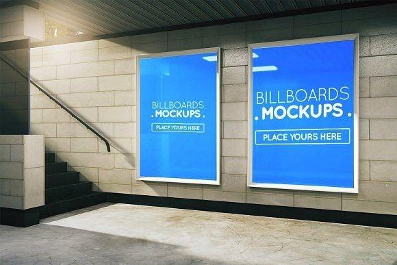 subway billboards mockups 89 product mockups product mockups