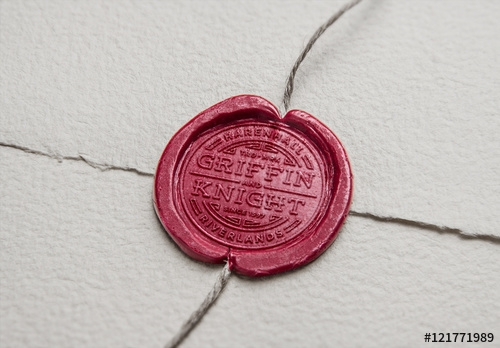 wax seal stamp mockup buy this stock template and explore similar