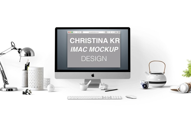 37 essential desk mockups for graphic design colorlib