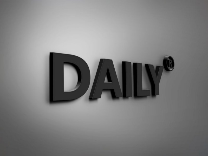 3d logo mockup free psd daily mockup