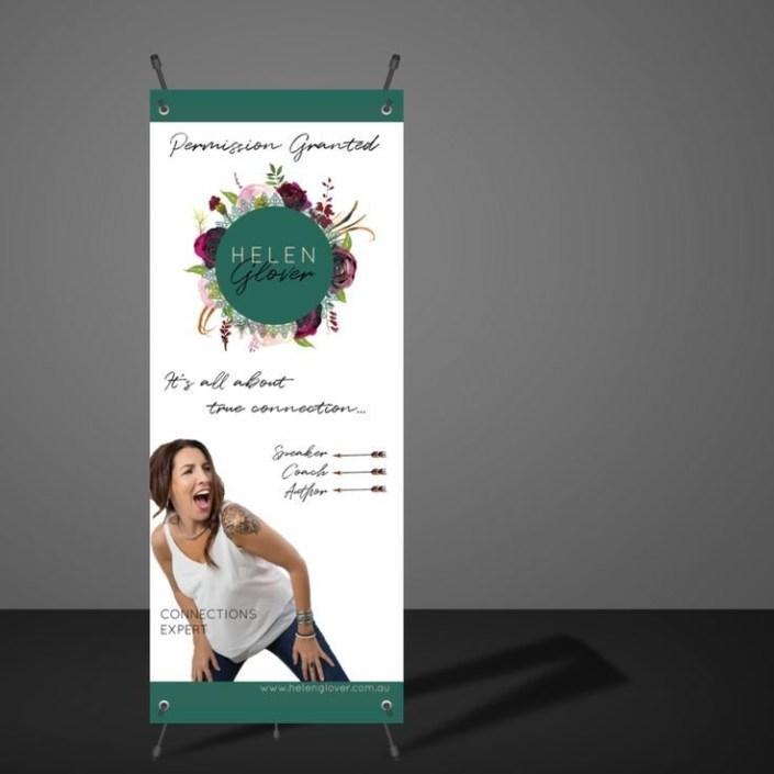 banner mock up banner mockup marketing designinspo