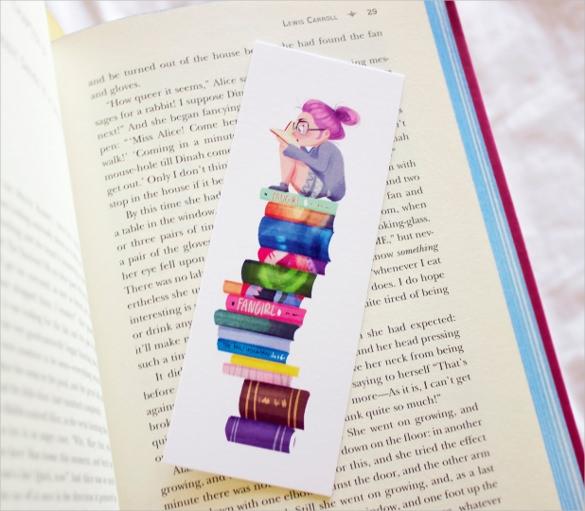 bookmark design template 31 free psd ai vector eps