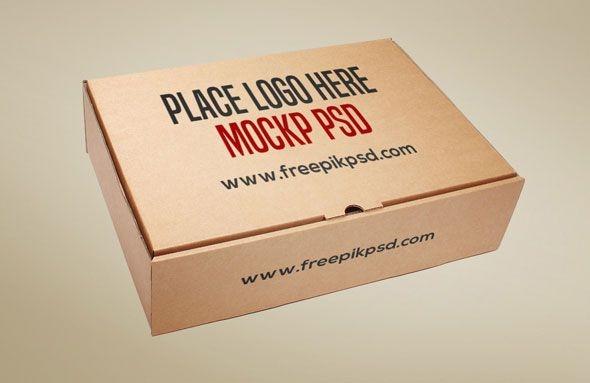 cardboard box mockup psd mockups psd templates for