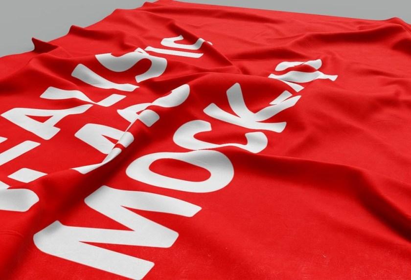 flag mockupworld