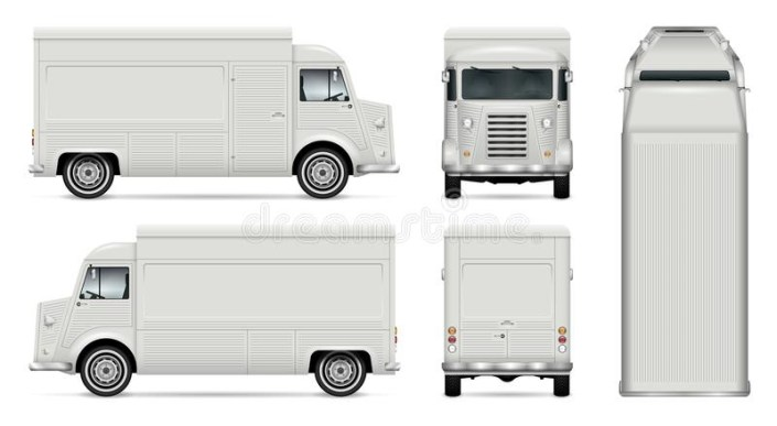 food truck mockup stock illustrations 244 food truck mockup stock