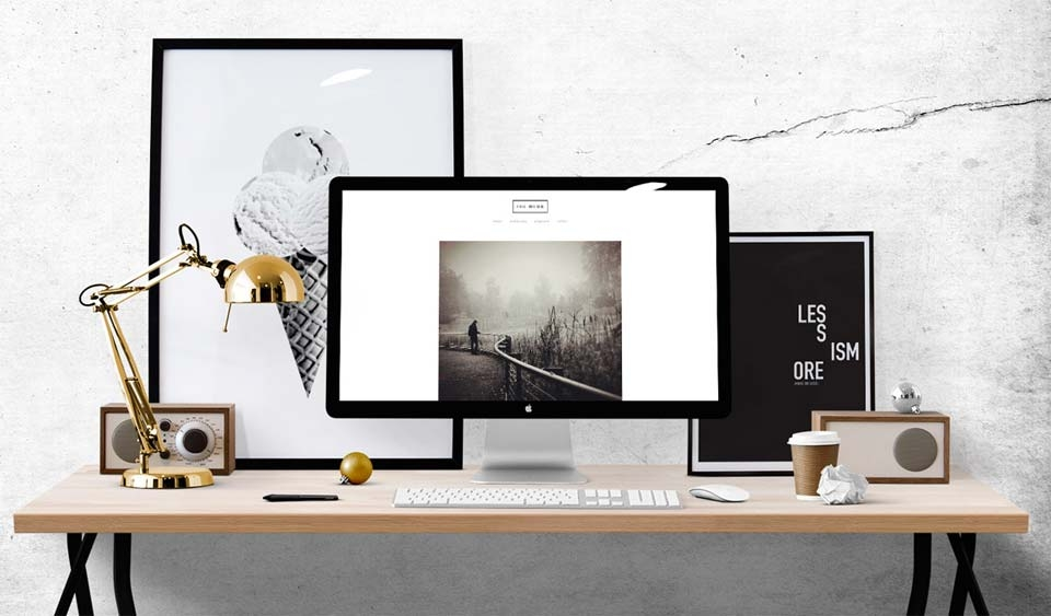 how to create your own desk mockup inspirationfeed