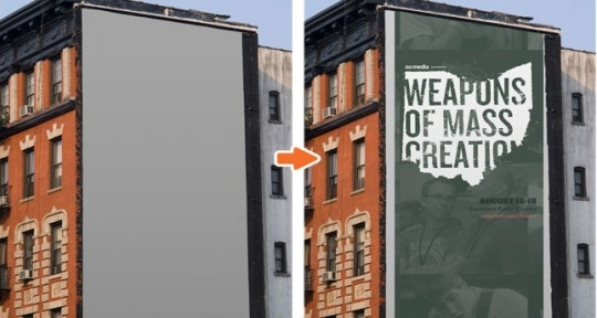 mock up these outdoor mockup templates from go medias arsenal