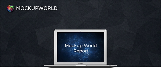 mockup world facebook