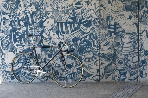 mural mockup on behance