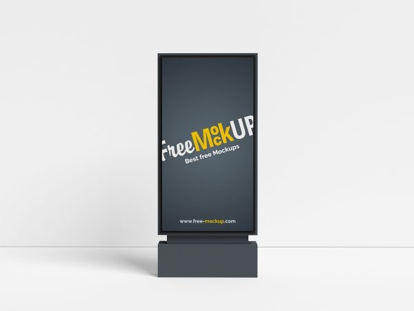 outdoor ad free mockup part 2