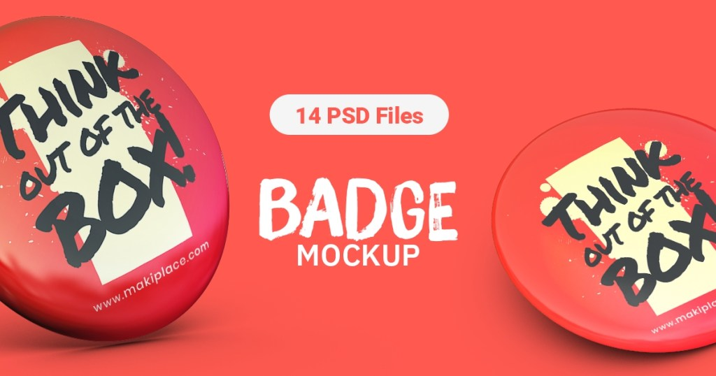 pin button badge mock up makiplace