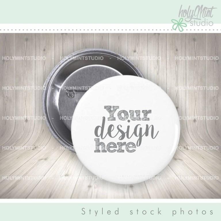 pinback button mockup button pinback button stock photos photo styled stock styled stock photography