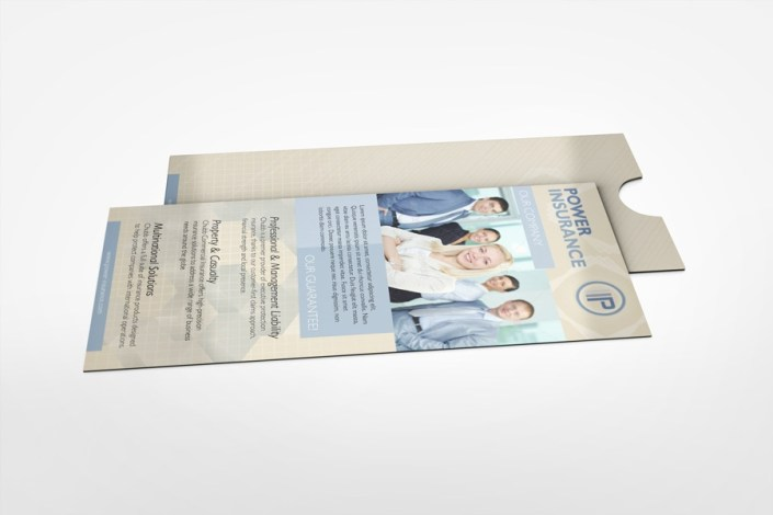 pocket rack card mock up idesignstudio