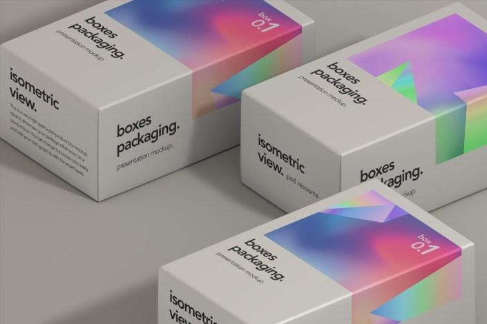 psd boxes packaging set mockup psd mock up templates pixeden